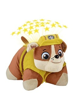 Pillow Pets Paw Patrol Rubble Sleeptime Lite