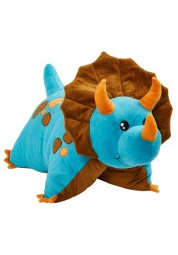 Blue Dinosaur Pillow Pet