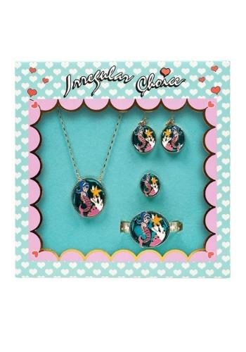 Irregular Choice Betty Mermaid Jewelry Gift Box Set