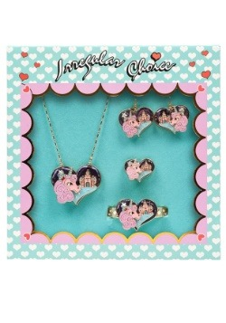 Unicorn Misty's Irregular Choice Jewelry Gift Set