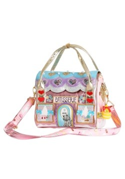 Irregular Choice Le Café Du Chat Satchel