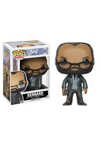 POP! TV: Westworld- Bernard Vinyl Figure