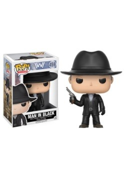 POP! TV: Westworld- Man in Black Vinyl Figure