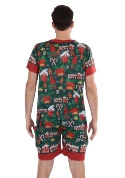 Men's Ugly Christmas Sweater Romper 2