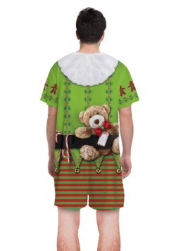 Elf Christmas Men's Romper 2