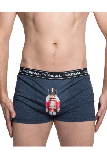 Christmas Nutcracker Men's Boxers