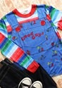 Chucky Long Sleeve Tee
