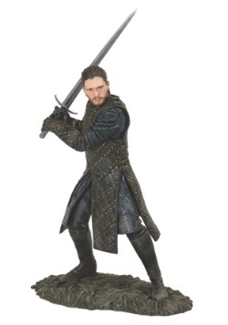 Game of Thrones Jon Snow Battle of the Bastards Figure