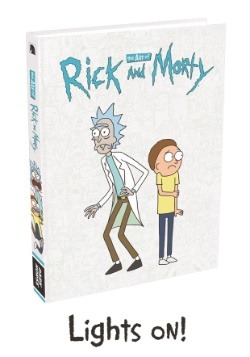 The Art of Rick & Morty Hardcover Book
