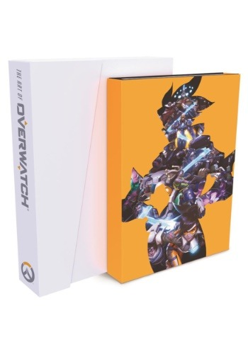 The Art of Overwatch (Limted Edition Hardcover Book)