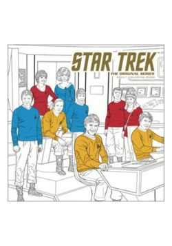 Star Trek: The Original Series Coloring Book Vol. 2