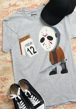 Sad Jason Friday the 12th Men's T-Shirt