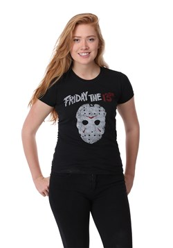 Jason Friday the 13th Womens Tee