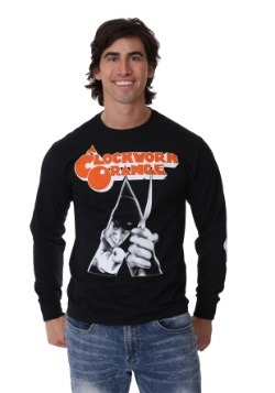 Men's Clockwork Orange Long Sleeve Shirt