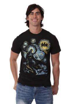 Men's Batman Abstract Painting T-Shirt