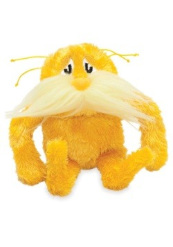 "The Lorax 6"" Stuffed Figure"