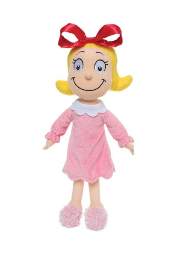"""How the Grinch Stole Christmas Cindy Lou Who 12"""" Soft Doll"""