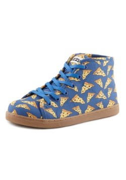 Child Pizza Hi Top Shoes