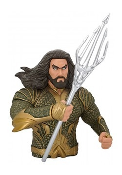 Aquaman Coin Bank