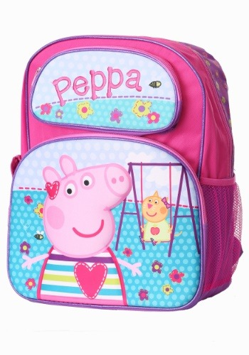 "Peppa Pig 16"" 3D Backpack"