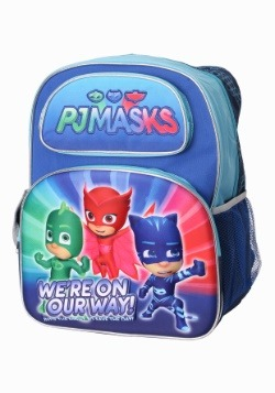 "PJ Masks Little Heroes 16"" 3D Backpack"