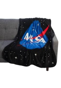 NASA Icon Fleece Throw