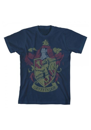 Harry Potter Gryffindor Crest Boy's T-Shirt