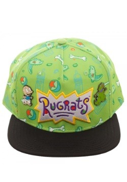 Nickelodeon Rugrats Sublimated Snapback Hat