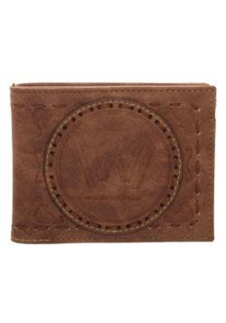 Westworld Logo Bi-Fold Wallet