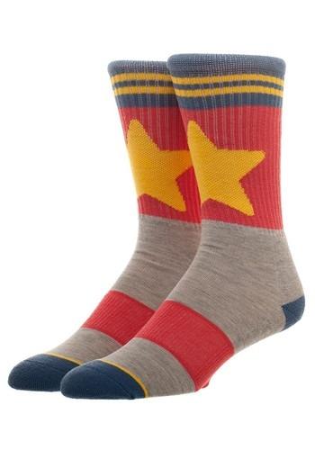 Steven Universe Star Crew Sock