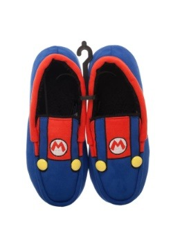 Adult Super Mario Suit-Up Moccasins3