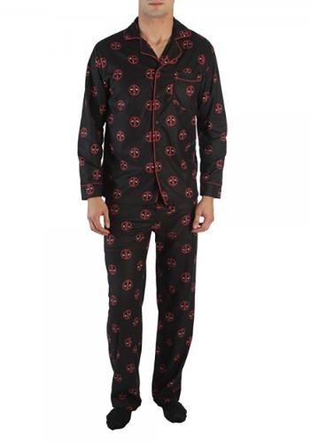 Deadpool All Over Print Pajama Set