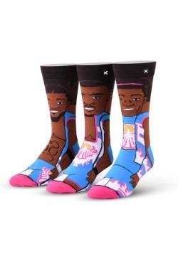 Odd Sox WWE New Day 360 Knit Socks