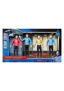 Star Trek Original Series Bendable Figure Box Set