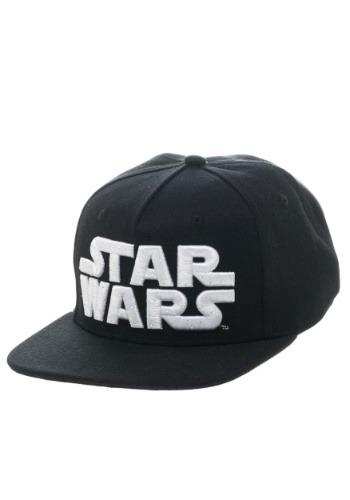 Star Wars Fiber Optic Logo Snapback Hat