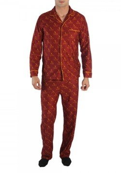 Harry Potter All-Over Print Men's Pajama Set