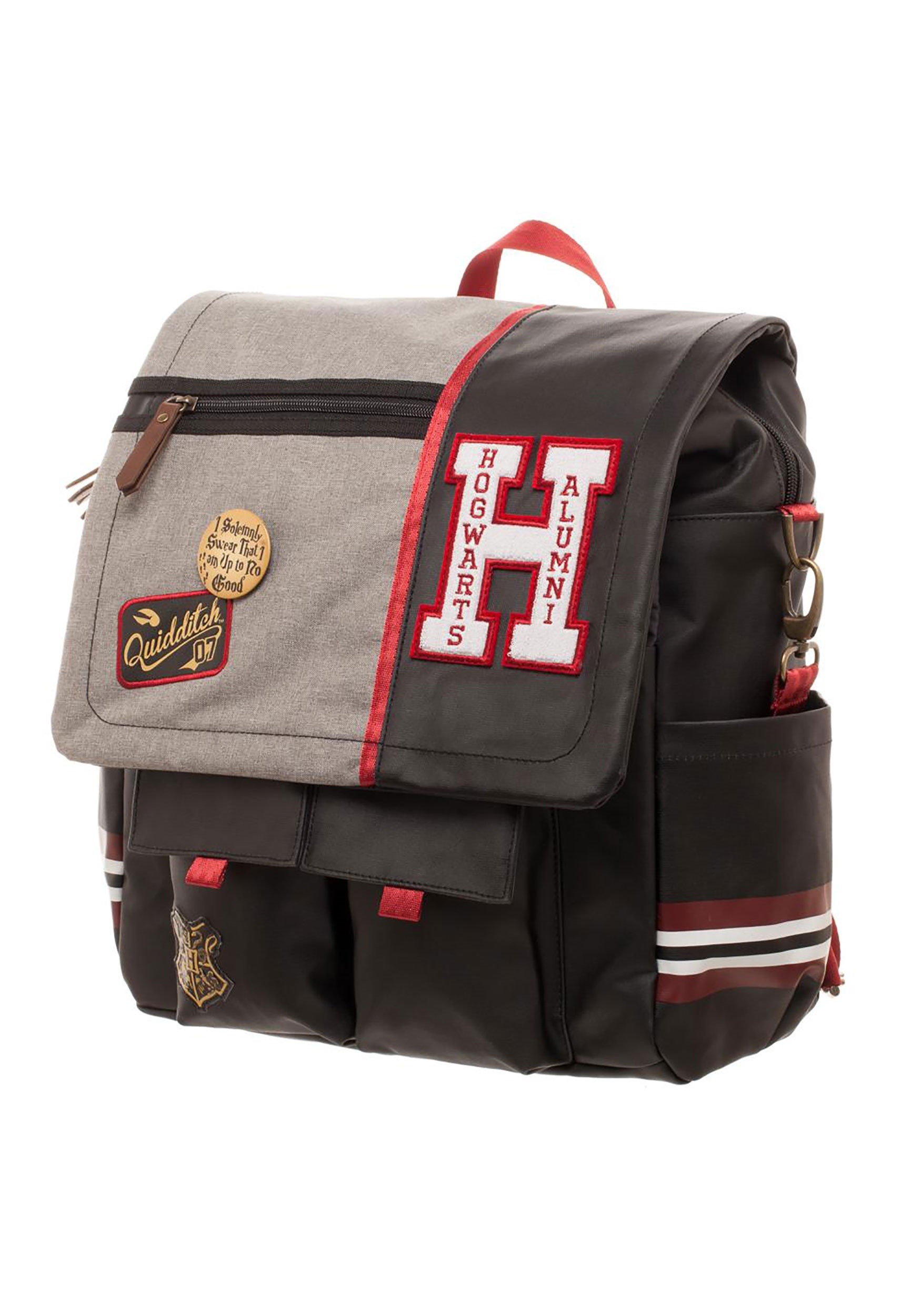 e5072f2bb356 Harry Potter Hogwarts Alumni Utility Bag