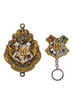 Harry Potter Magnetic Key Holder and Keychain