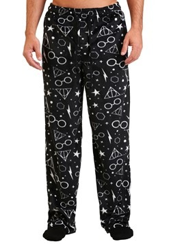 Mens Harry Potter Icons Pajama Pants