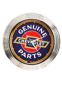 Chevrolet Neon Clock update1