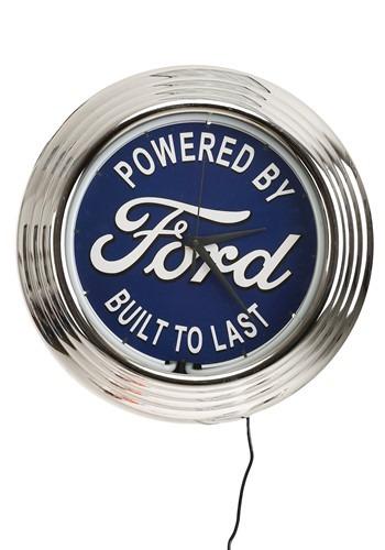 Ford Neon Clock update1