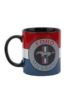 Ford Mustang 16 oz Mug