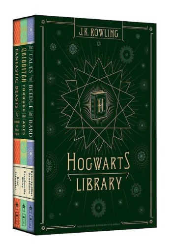 Harry Potter Hogwarts Classics Box Set