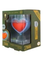 Legend of Zelda Heart Container 3D Light2