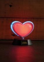 Legend of Zelda Heart Container 3D Light3