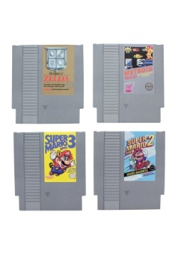 NES Coaster 8 Piece Set