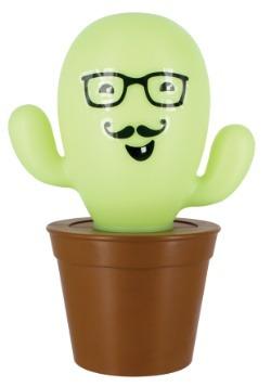 Cactus Lamp Face