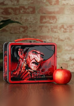 Nightmare on Elm Street Metal Lunchbox