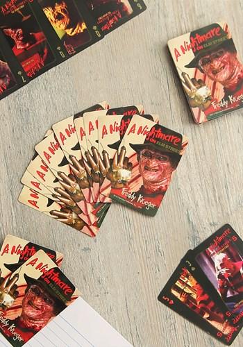 Nightmare on Elm Street Playing Card Set