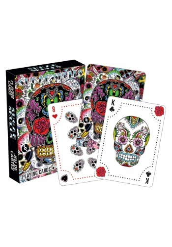 Sugar Skulls Playing Card Set